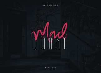 Madhouse Font Duo + Extra