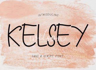 Kelsey Wilson Font Duo