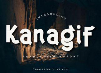 Kanagif Font