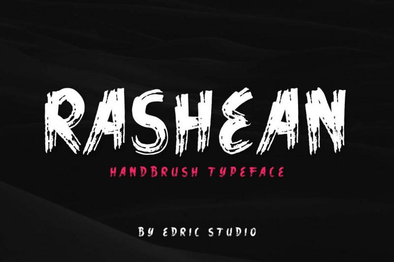 Rashean Blackletter Font