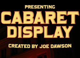 Cabaret Display Font