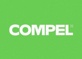 Compel - Geometric Font