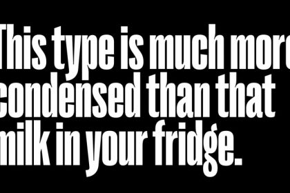 Right Font Family