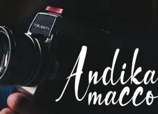 Andika Macco Script Font