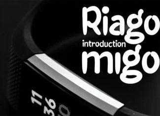 Riago Migo Display Font