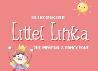 Little Linka Font