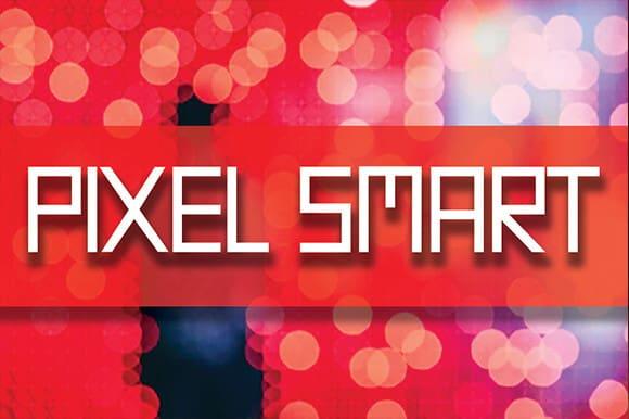 PIXELSMART Display Font