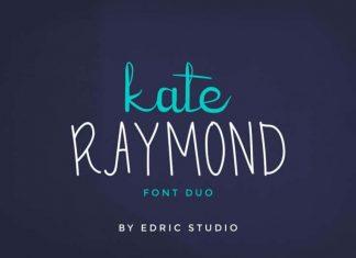 Kate Raymond Font Duo