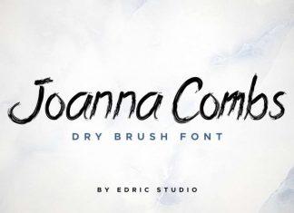 Joanna Combs Grunge Font