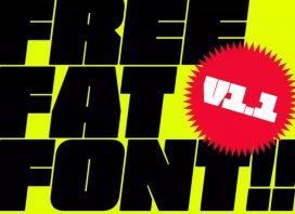 Fat Free Font