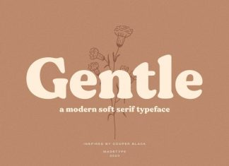 MADE Gentle Serif Font