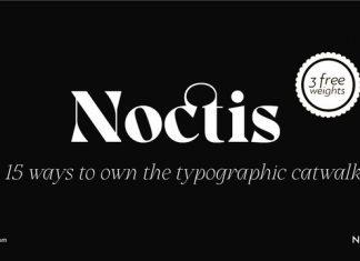 Noctis - Free Demo Font