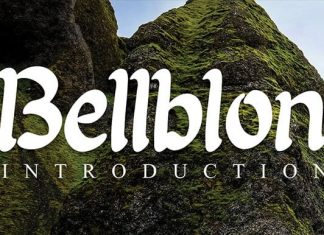Bellblon Script Font