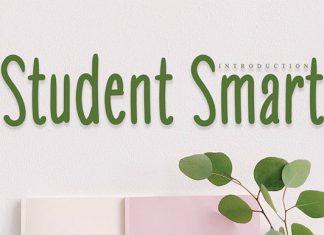 Student Smart Font