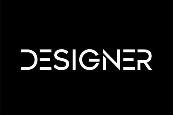 Designer Sans Serif Font
