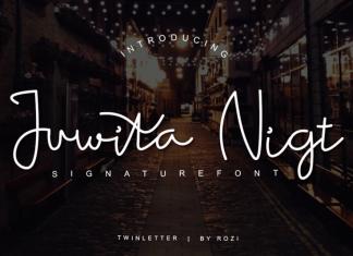 Zita Handwritten Font