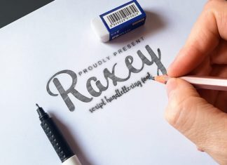 Raxey Script Font