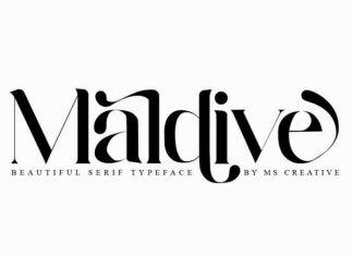 Maldive Serif Font