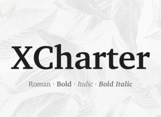 XCharter Slab Serif Font