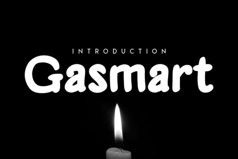 Gasmart Serif Font