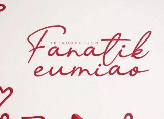 Fanatik Handwritten Font