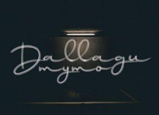Dallagu Brush Font