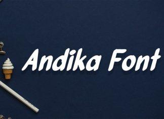 Andika Font