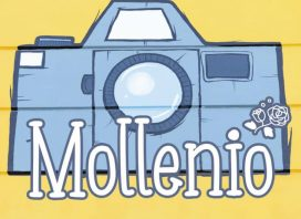 Mollenio Display Font