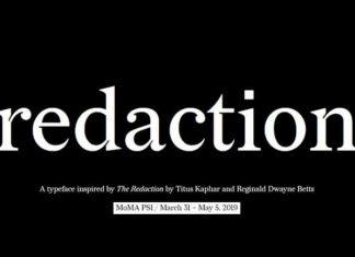 Redaction Serif Font