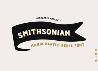 Bronson Serif Font