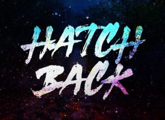 Hatchback Brush Font