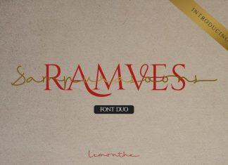 Sampurasoons Ramves Font Duo