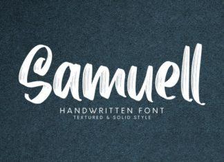 Samuell Script Font