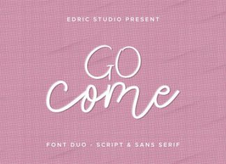 Go Come Font Duo
