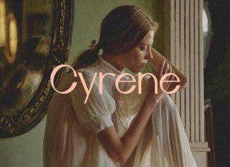 Cyrene Free Font