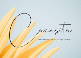 Canasita Handwritten Font