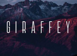 Giraffey - Elegant Free Font