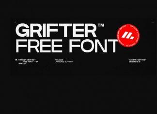 Grifter Sans Serif Font
