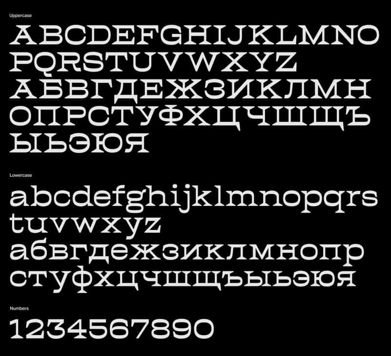 Rassvet Free Font