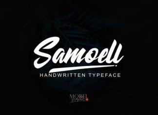 Samoell Script Font