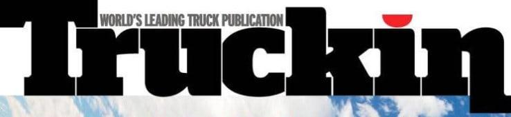Truckin Magazine font