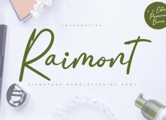 Raimont Script Font