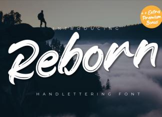 Reborn Script Font