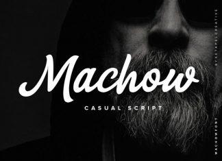 Machow Script Font