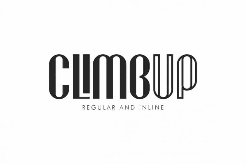 CLIMBUP Font Duo