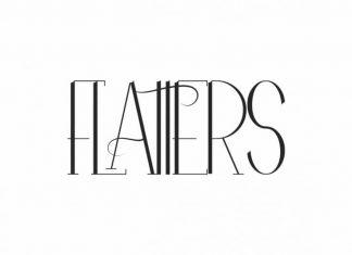 Flatters Serif Font Duo