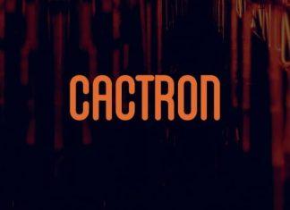 Cactron Sans Serif Font
