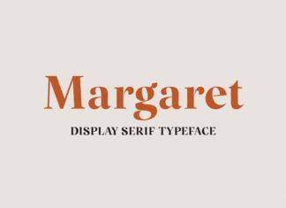 Margaret Serif Font