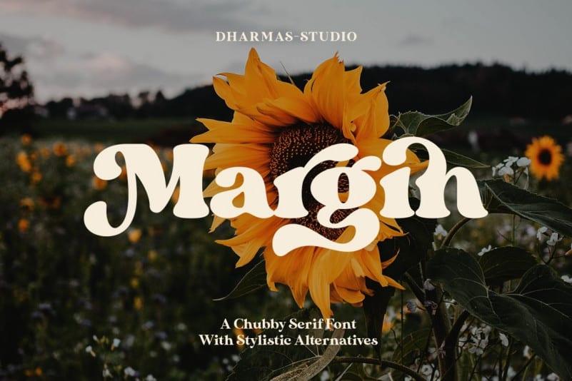 Margin Serif Font