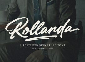 Rollanda Script Font